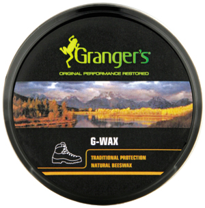 Grangers G-Wax Bees Wax Leather Proofing