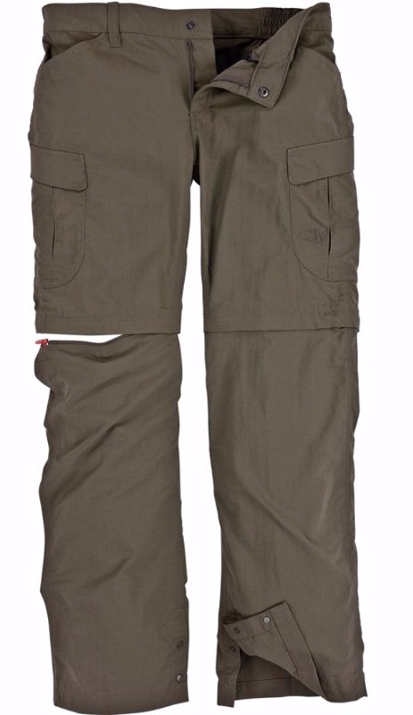 The North Face Womens Horizon Valley Zip Off Pants