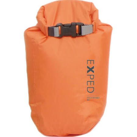 Exped Bright Fold Dry Bag XS 3L