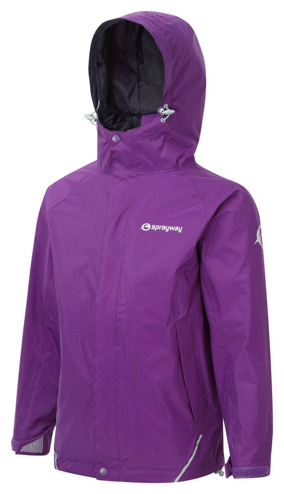Sprayway Junior Hawk Waterproof Jacket