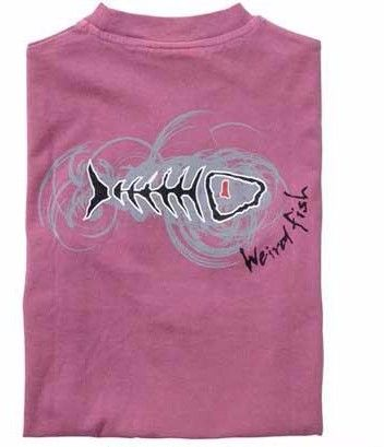 Weird Fish Kids Scribble Printed T Shirt
